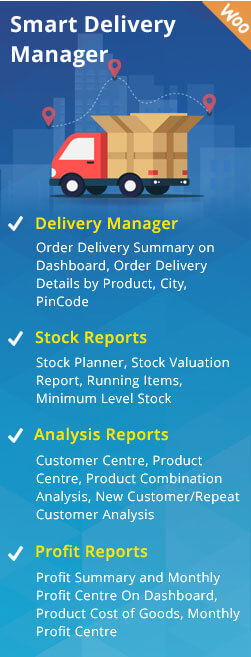 Smart Delivery Manager