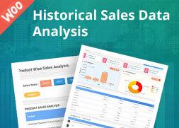 WooCommerce Historical Sales Data Analysis